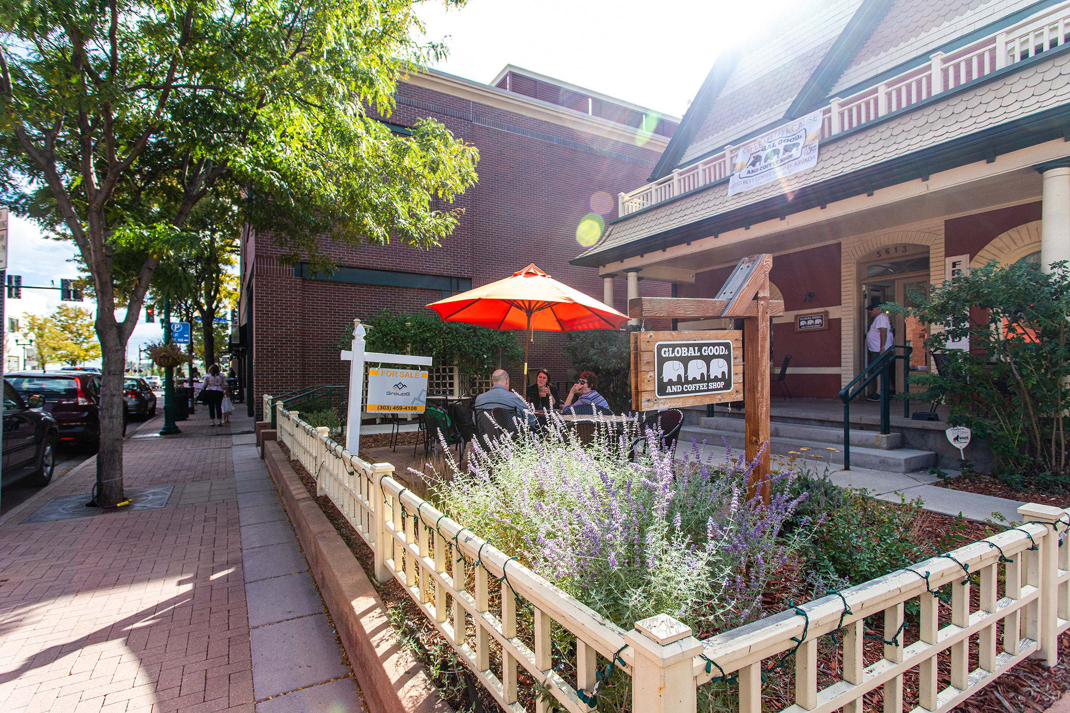 Olde Town Arvada, a Place to Gather